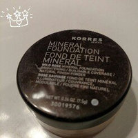 KORRES Wild Rose Mineral Foundation uploaded by Brittney W.