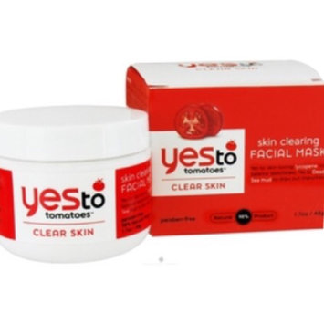 Yes to Tomatoes Skin Clearing Facial Mask uploaded by Alicia  S.