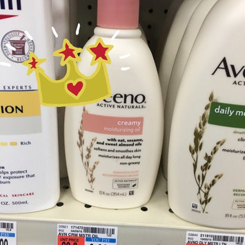 Aveeno Creamy Moisturizing Oil uploaded by Grizette M.