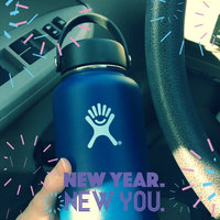 Hydro Flask Insulated Wide Mouth Stainless Steel Water Bottle, 32-Ounce [] uploaded by Summer S.