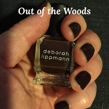 Photo of Deborah Lippmann Nail Polish uploaded by Vanessa R.