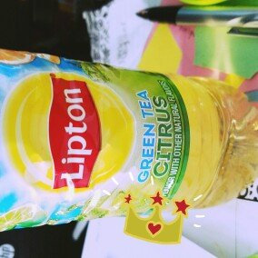 Lipton® Iced Green Tea with Citrus uploaded by Quisha T.