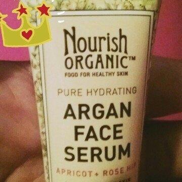 Nourish Organic Argan Face Serum Apricot + Rosehip uploaded by Tie G.