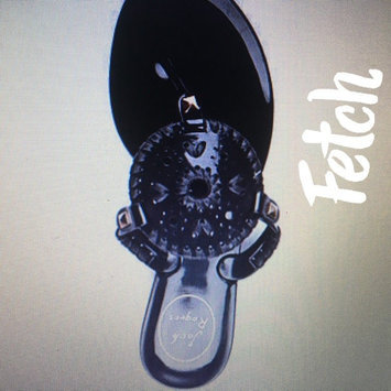 Jack Rogers Georgica Jelly Sandal uploaded by emily k.