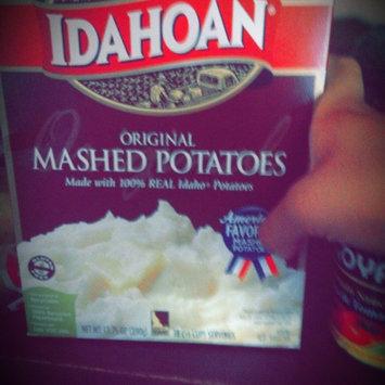 Photo of Idahoan Original Mashed Potatoes uploaded by Leanna R.