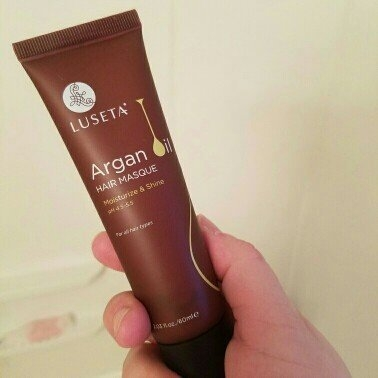 Luseta Beauty Argan Oil Hair Masque uploaded by Jill P.