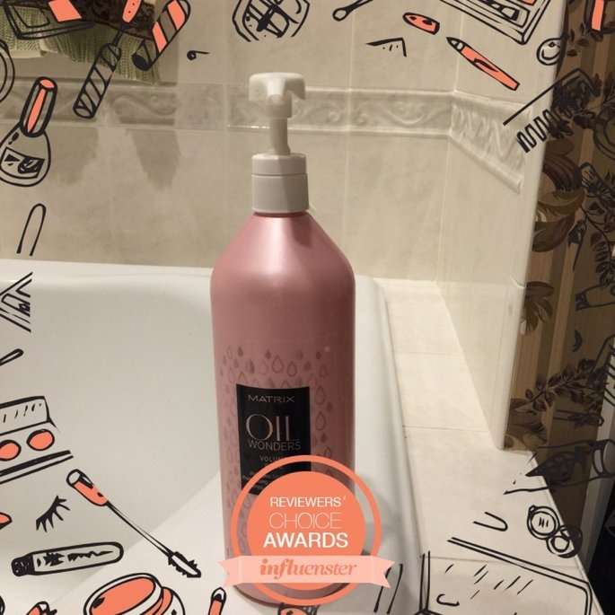 Matrix Oil Wonders Volume Rose Shampoo For Fine Hair uploaded by Tammy H.