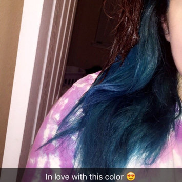 Photo of Jerome Russell Turquoise Semi-Permanent Punky Colour uploaded by Talisa N.