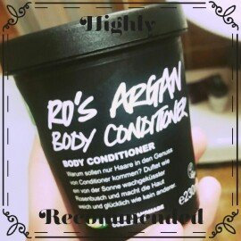 LUSH Ro's Argan Body Conditioner uploaded by Sidnie S.