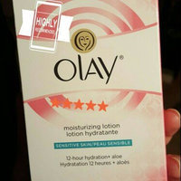 Olay Moisturizing Lotion for Sensitive Skin uploaded by Taylor D.