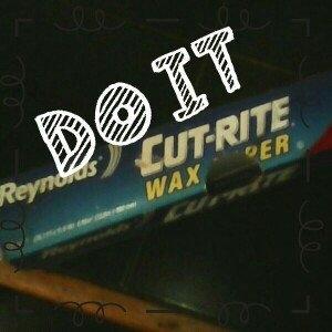 Reynolds® Cut-Rite® Wax Paper 50 sq. ft. Box uploaded by Marialejandra P.