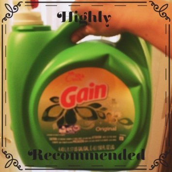 Gain Original Liquid Laundry Detergent uploaded by Kirstin M.