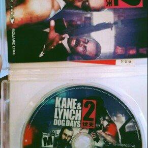 Photo of Square Enix Kane & Lynch 2  Dog Days uploaded by Mr.Retail ..