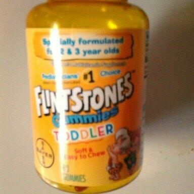 Flintstones Children's Multivitamin Multimineral Supplement uploaded by Blythe S.