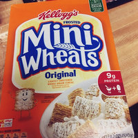 Kellogg's Mini-Wheats Bite Size Frosted Cereal uploaded by Teran F.