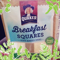 Quaker® Breakfast Squares Apple Cinnamon Soft Baked Bars uploaded by Mary M.