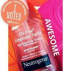 Neutrogena Oil-Free Pink Grapefruit Acne Wash Facial Cleanser uploaded by Jennifer T.