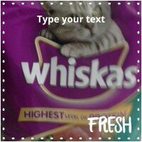 Whiskas WHISKASA Seafood Selections Cat Food uploaded by Sandra D.