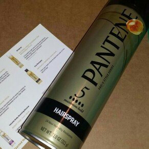 Photo of Pantene Pro-V Extra Strong Hold Hairspray uploaded by Mercedes S.