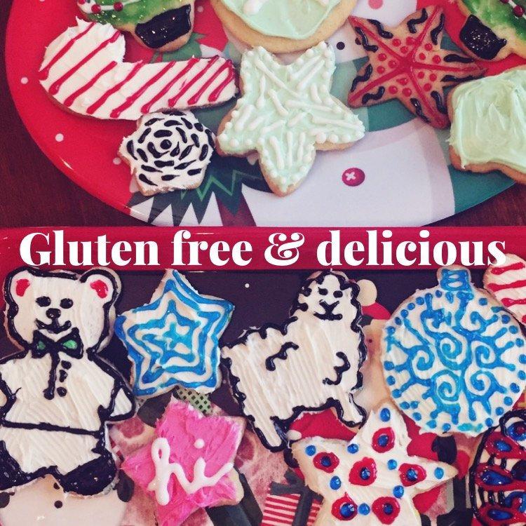 Pillsbury® Gluten Free Funfetti® Sugar Cookie Mix with Candy Bits 17.5 oz. Box
