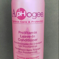 Aphogee Deep Moisture Shampoo & ProVitamin Leave Conditioner 16 oz uploaded by Jennifer W.
