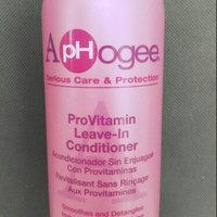 Aphogee Deep Moisture Shampoo & ProVitamin Leave Conditioner 16 oz uploaded by Jennifer W.