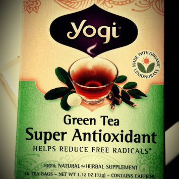 Photo of Yogi Tea Green Tea Super Antioxidant uploaded by Stevi L.