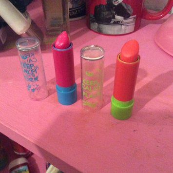 Photo of Rimmel Keep Calm and Lip Balm Collection uploaded by Kayley W.