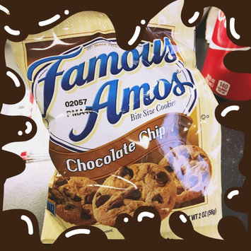 Photo of Famous Amos® Chocolate Chip Cookies uploaded by Megan C.