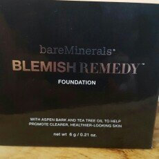 Photo of bareMinerals Blemish Remedy® Foundation uploaded by Kelli S.