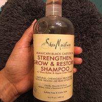 SheaMoisture Jamaican Black Castor Oil Strengthen & Grow Shampoo uploaded by Cindy P.