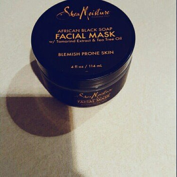 SheaMoisture African Black Soap Problem Skin Facial Mask uploaded by KAlon B.