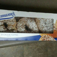 Entenmann's Classic Crumb Topped Donuts - 8 CT uploaded by Vernon I.