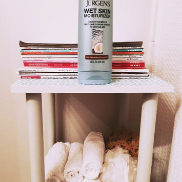 Photo of JERGENS® Wet Skin® Moisturizer with Refreshing Coconut Oil uploaded by Katie M.