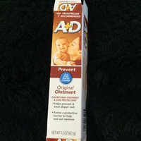 A+D Original Diaper Rash Ointment & Skin Protectant uploaded by Jeanette M.