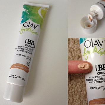 Olay Fresh Effects {BB Cream!} uploaded by Lina F.