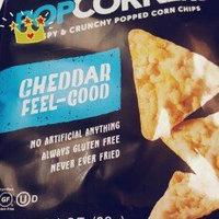 PopCorners Popped Corn Chips White Cheddar uploaded by Missy F.