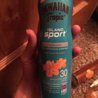 Hawaiian Tropic Island Sport C-Spray SPF 30, Light Tropical, 6 fl oz uploaded by Molly G.