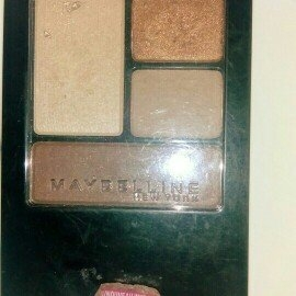 Maybelline Chai Latte Quad  uploaded by Arielle S.