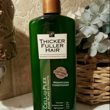 Photo of Thicker Fuller Hair Weightless Conditioner, 12 fl oz uploaded by Sarah P.