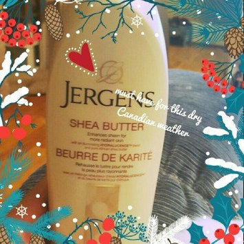 Photo of JERGENS® Shea Butter Deep Conditioning Moisturizer uploaded by Amy S.