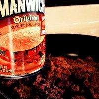 Hunt's, Manwich, Original, Sloppy Joe Sauce uploaded by Autumn R.