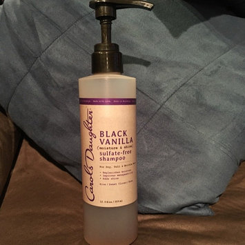 Photo of Carol's Daughter Black Vanilla Moisture & Shine Sulfate-free Shampoo For Dry Dull Or Brittle Hair uploaded by Lexx B.