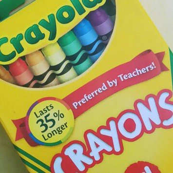 Photo of Crayola 24ct Crayons uploaded by Ines G.