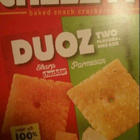 Cheez-It Duoz Baked Snack Crackers Sharp Cheddar/Parmesan uploaded by KEMA K.
