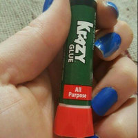 Krazy Glue All Purpose Glue Tubes 2 Pack uploaded by Faith M.