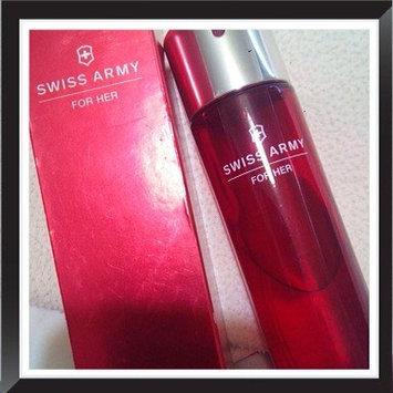 Photo of Women's Swiss Army by Swiss Army Eau de Toilette Spray - 3.4 oz uploaded by Reina P.
