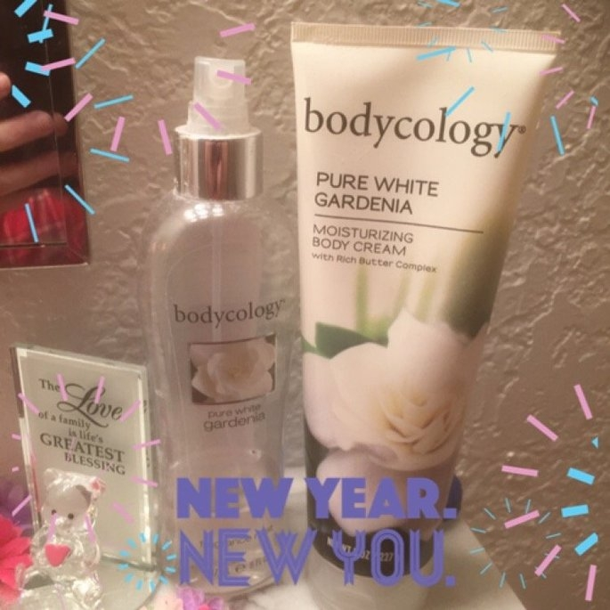 Bodycology Pure White Gardenia Fragrance Mist uploaded by Jennifer S.