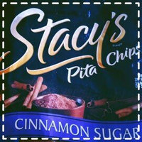 Stacy's® Cinnamon Sugar Pita Chips 7.33 oz. Bag uploaded by Asieh S.
