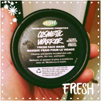 Photo of LUSH Cosmetic Warrior uploaded by meghan a.